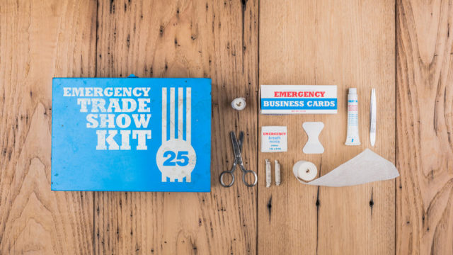 Survival Kit for Trade Shows