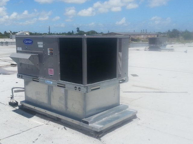 AC Package Unit from Budget Air Supply