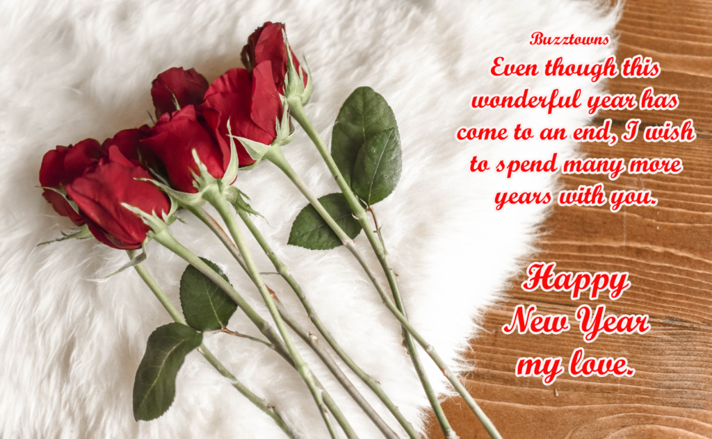 Happy New Year 2021 Quotes for Girl Friend